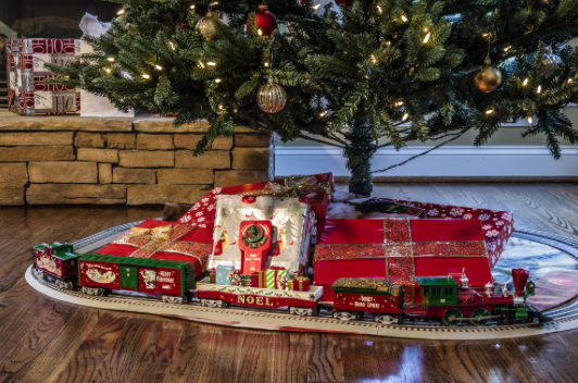 Christmas Collectibles Lionel Trains