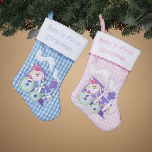 babys first christmas stocking 50 home decor