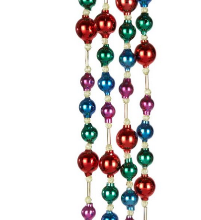 decorative garlands - Christmas Bead Garland