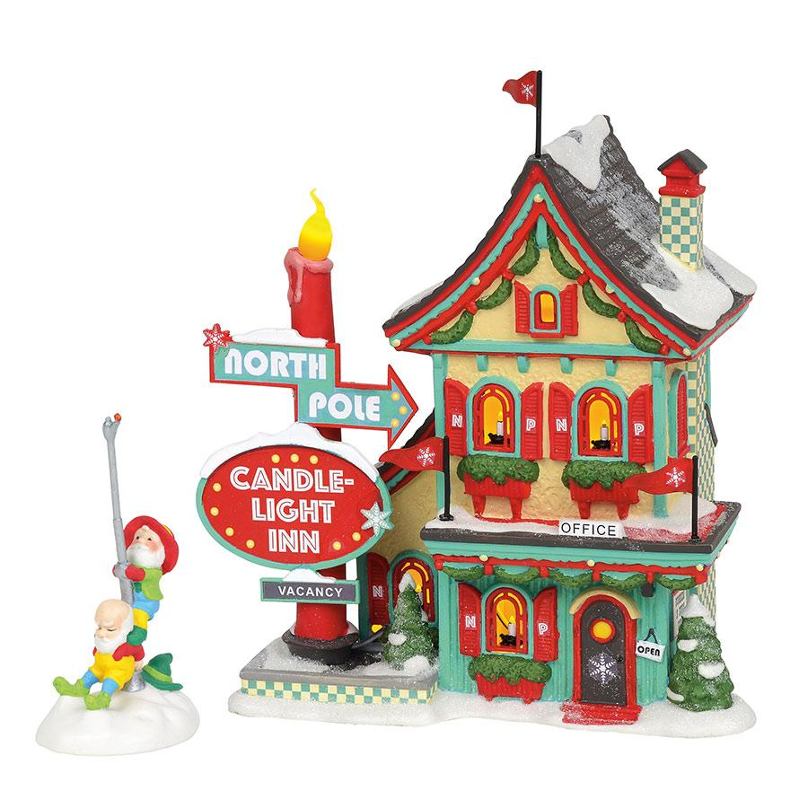 Department 56 North Pole Welcoming Christmas - Christmas Store