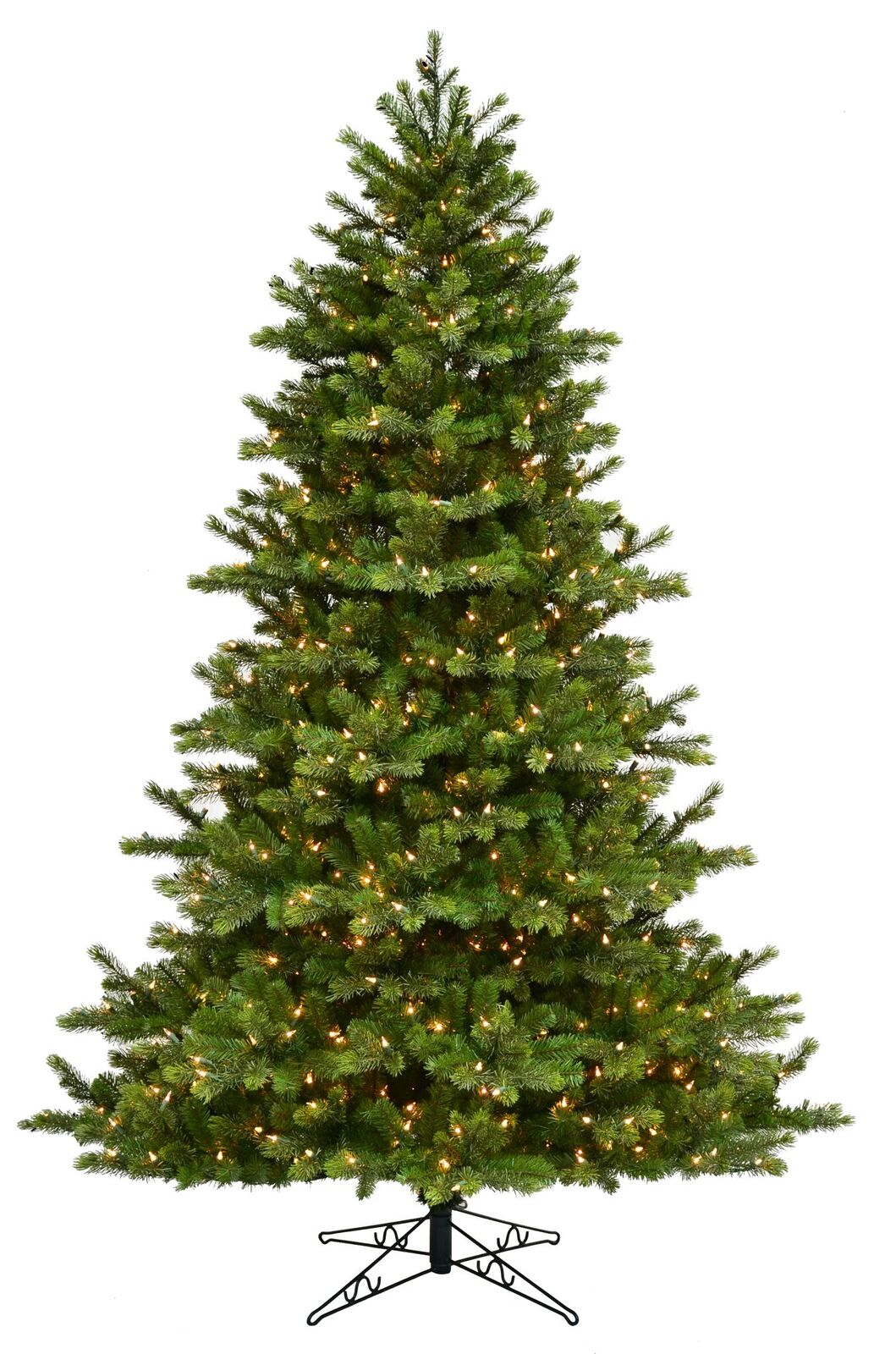 Grand Leyland Spruce Pre-Lit Christmas Tree - Christmas Store