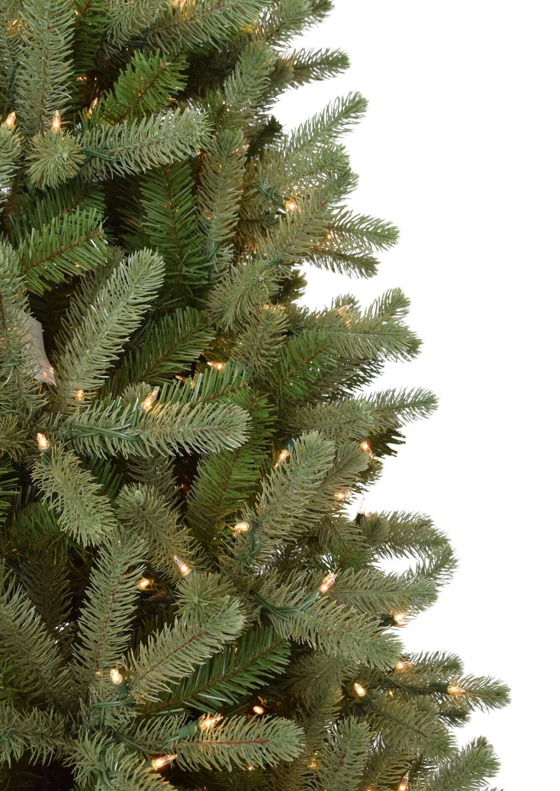 Hazelton Douglas Fir Slim Pre-Lit Artificial Christmas Tree