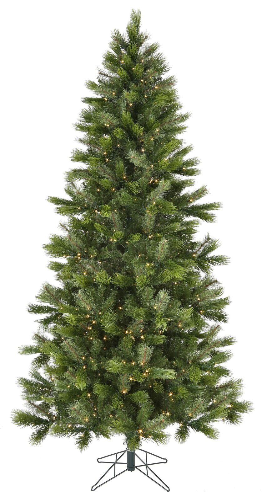 on sale carolina pine pre lit led artificial christmas tree - Pre Decorated Christmas Trees For Sale