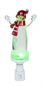 Sale Snowman Night Light