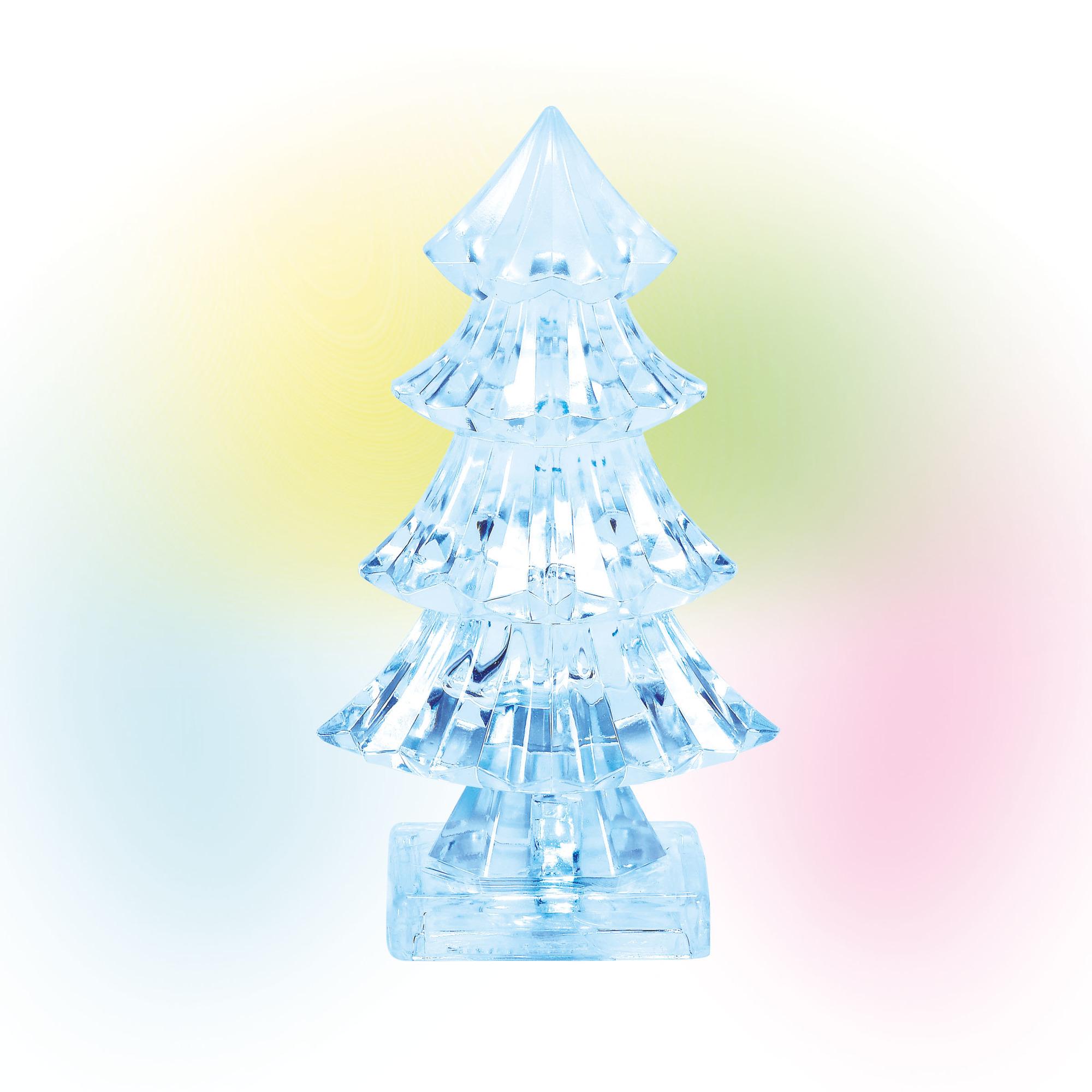 Dept 56 North Pole Lit Ice Castle Tree Christmas Store