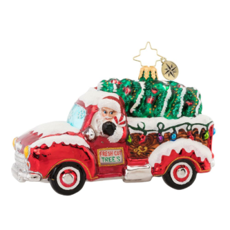 Department 56 The Woodland Suite Canoe Hanging Ornament