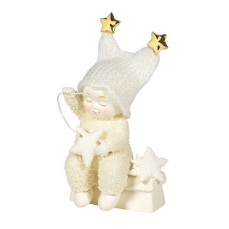 This Stars for you Snowbaby Making Star Ornament
