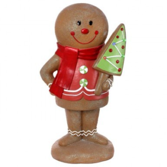 Gingerbread Boy or Girl Outdoor decorations