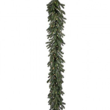 Colorado Spruce Garland Lit or Unlit 6'