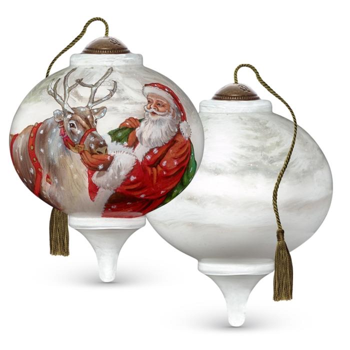 Christmas Treats NeQua Ornament