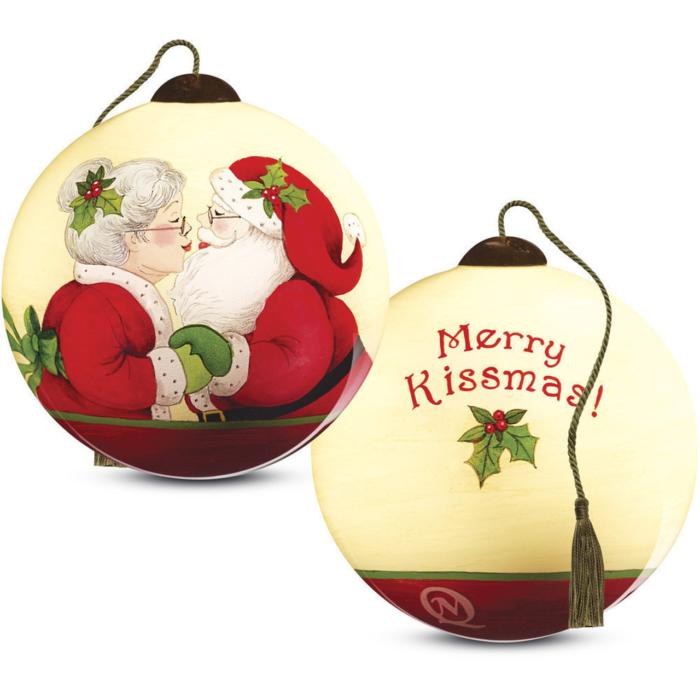 Kissmas NeQua Ornament