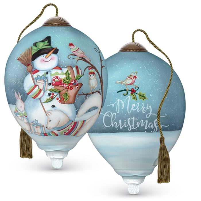 A Magical Christmas NeQua Ornament