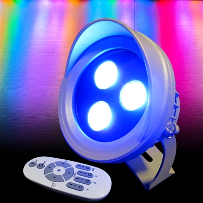 Wall Lights LED RGBW with Remote