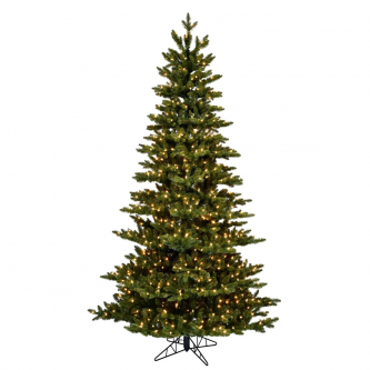 Full Profile Natural Faser Christmas Tree