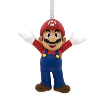 Nintendo Mario Ornament