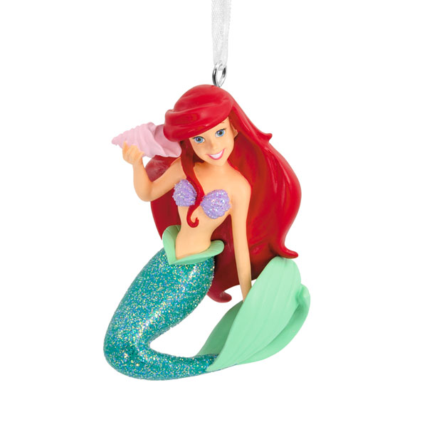 Ariel Little Mermaid Ornament