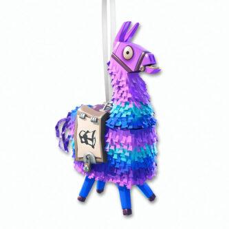 Fornite Llama Ornament