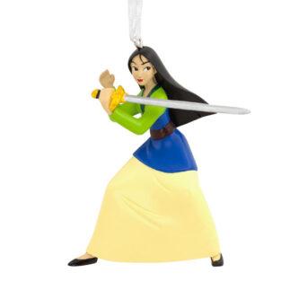 Disney Mulan Ornament