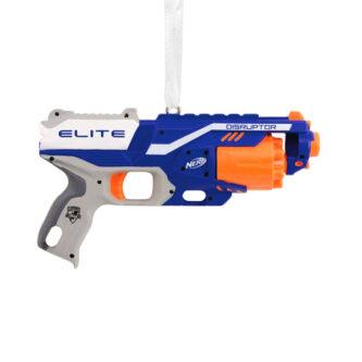 Nerf Elite Disruptor Ornament