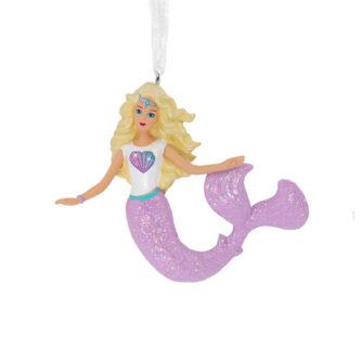 Barbie Dreamtopia Mermaid Ornament