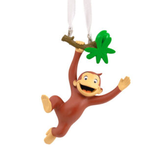 Curious George Ornament