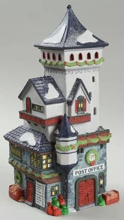Dept. 56 Heritage Village North Pole Series Post Office