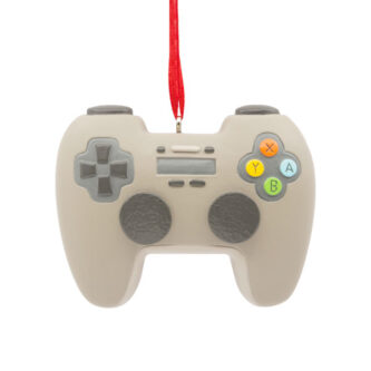Game Controller Grey ornament