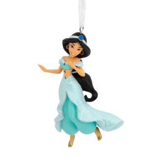 Jasmine Christmas Ornament