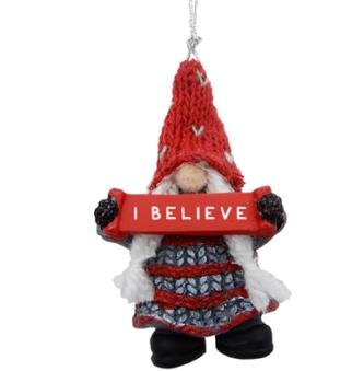 I believe Gnome Ornament